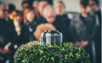 300 gäster kan komma på begravningen!